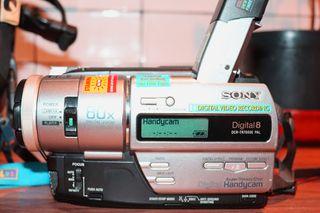 Cámara de video Sony HI 8