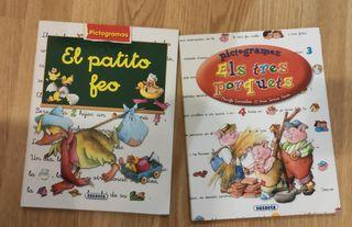 libros infantiles pictograma Ed. susaeta. lote
