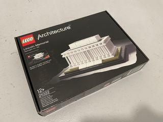 """Lego Architecture """"Lincoln Memorial"""" - Ref. 21022"""