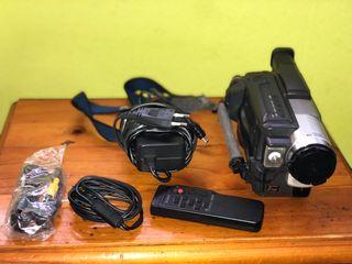 Vídeo cámara SONY CCD-TRV78E Hi8 Handycam