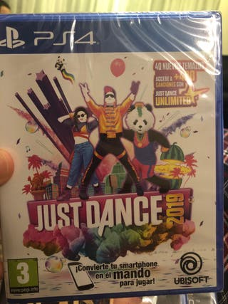 Just dance 2019 juego ps4 play station nuevo