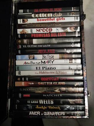 Lote de Películas en DVD - 1€ cada dvd