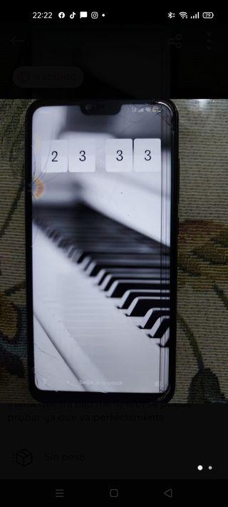 Xiaomi mi 8 lite para reparar