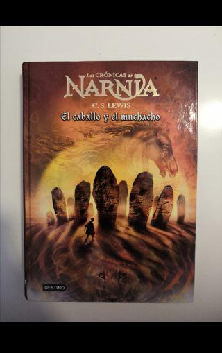 Libro de la Saga Narnia: El Caballo y el Muchacho