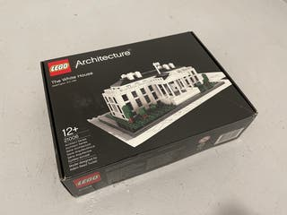 "Lego Architecture ""The White House"" - Ref. 21006"