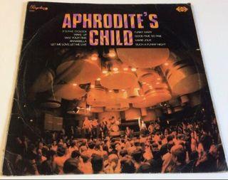 APHRODITE'S CHILD Rock progresivo Disco Vinilo LP