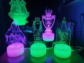 LAMPS 3D - FULL COLOUR