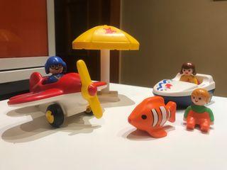 Playmobil 123 Diversión en vacaciones