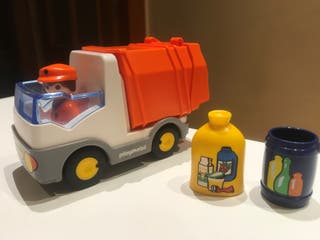 Playmobil 123 Camión de basura
