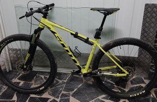 Bicicleta MTB Scott Scale 980 (2019)