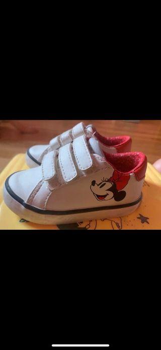 Zapatillas niña n 19
