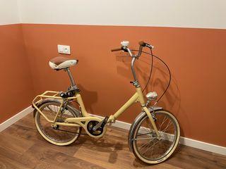 Bici plegable de Biciclasica