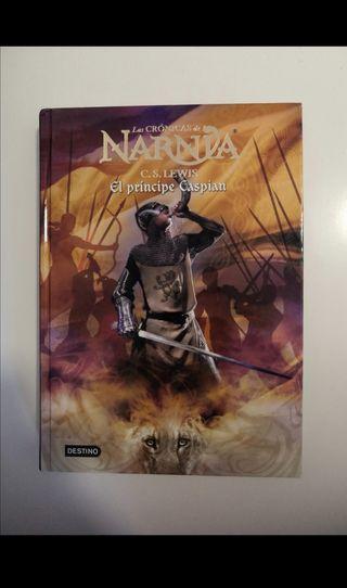 Libro Las Crónicas de Narnia: El Príncipe Caspian