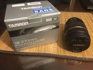Tamron 18-270mm F3.5-6.3 Di II VC LD PZD (Canon)