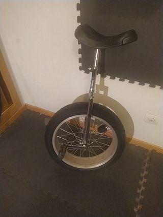 monociclo (rueda de moto)