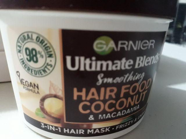 Hair care / mask