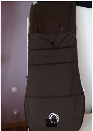 Saco original Bugaboo.Color MARRON