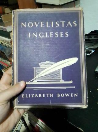 3 x 2 Novelistas Ingleses, libro