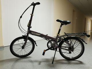 Bicicleta Plegable b-twin