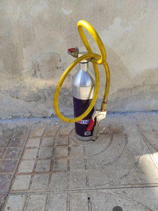 limpiador filtro partículas