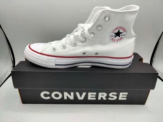 converse all star Hi optical White talla 36,5