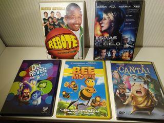 CD películas infantiles