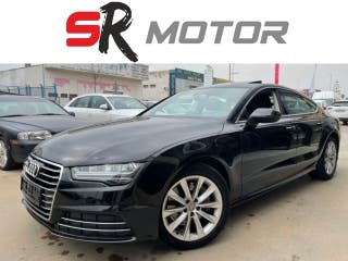 Audi A7 TDI SPORTBACK 2018 QUATTRO