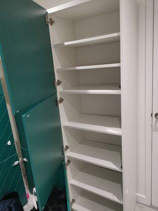 large cupboards