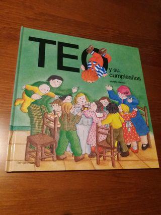 Libro colección TEO