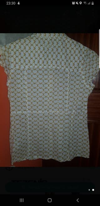 camisa manga corta