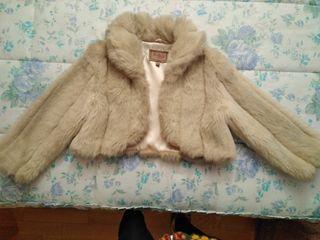 chaqueta torera de pelo