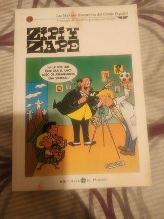 Cómic Zipi y Zape