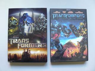 2 Películas DVD Transformers