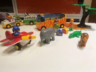 Playmobil 123: Gran safari africano