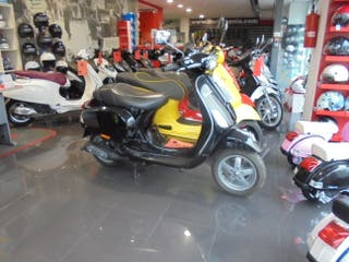 Vespa S 50cc 2t color negro