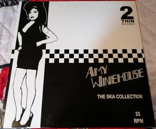Lp vinilo Amy Winehouse The Ska Collection