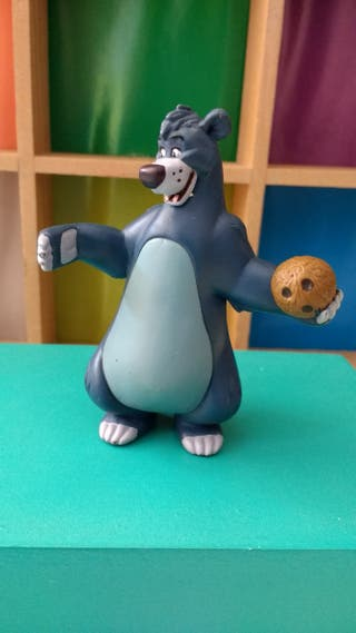 Figura oso Baloo. Libro de la Selva