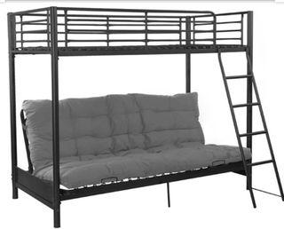 Litera con sofa cama