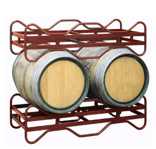 Durmientes para barricas de 225 litros