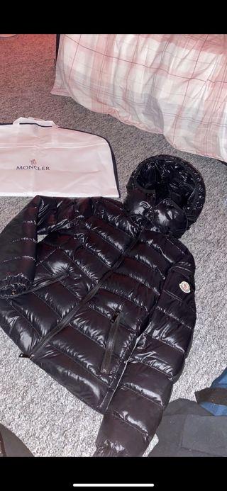 Authentic Moncler bady jacket