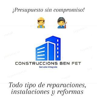construcciones e instalaciones Ben Fet