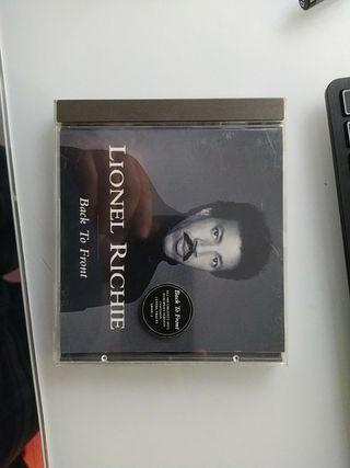 CD Audio de Lionel Richie