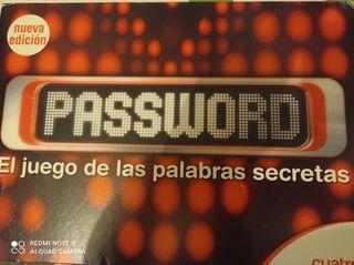 juego de mesa Password