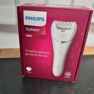 A ESTRENAR - Depliladora Eléctrica Philips