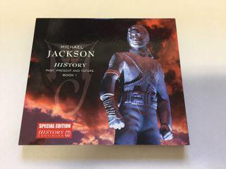 Michael Jackson HIStory Continues CD Spain