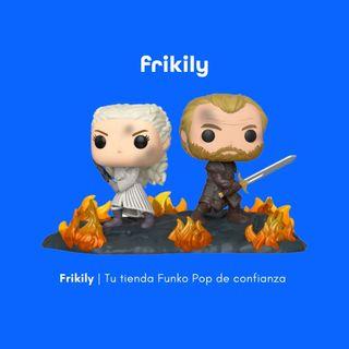 Funko Pop! Daenerys & Jorah (Juego de Tronos) #86