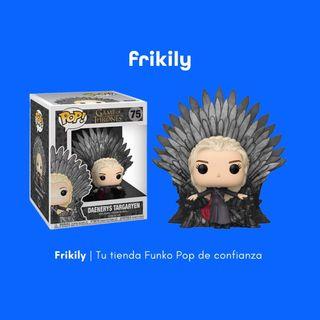 Funko Pop Daenerys Targaryen (Juego de Tronos) #75