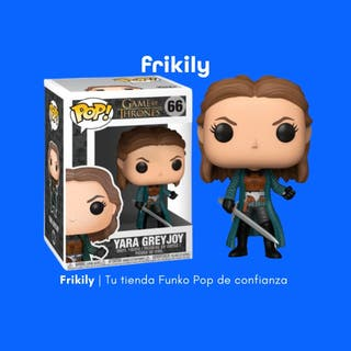Funko Pop! Yara Greyjoy (Juego de Tronos) #66