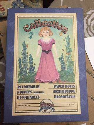 Recortables coleccion