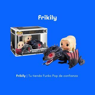 Funko Pop! Daenerys & Drogon (Juego de Tronos) #15